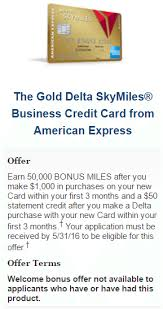 delta gold business card gold delta skymiles business credit card from american express