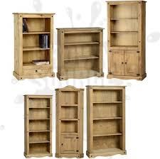 furniture tall 4 shelf solid wood bookcase design solid wood