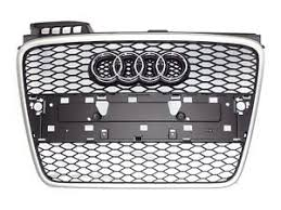 audi rs4 grill oem audi rs4 grill sfg grille a4 s4 b7 05 07 s line ebay