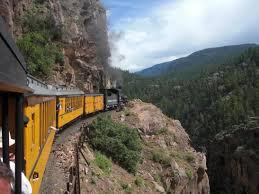 the durango and silverton narrow gauge railroad