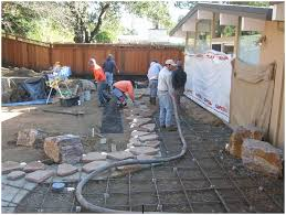 Patio Pavers Cost Calculator by Backyards Outstanding Concrete Backyard Cost Install Concrete