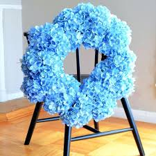 hydrangea wreaths for front door whitneytaylorbooks