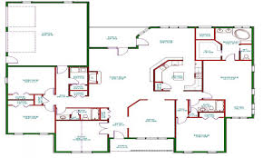 100 1 storey floor plan contemporary home design in one