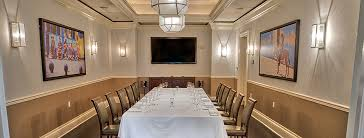 private dining rooms at norman u0027s restaurant