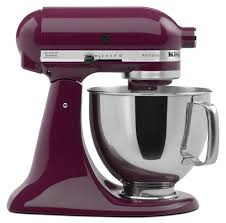 Kitchen Aid Colors by Amazon Com Kitchenaid Ksm150psby Artisan Series 5 Qt Stand Mixer