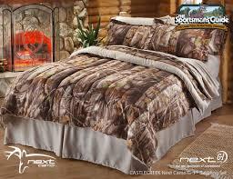 camo bed comforter queen home beds decoration