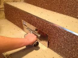 treppe preis steinteppich preis verlegen selber treppe erfahrungen m t polyester