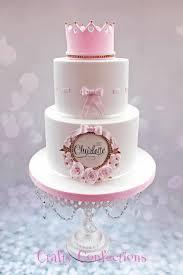 princess cakes princess christening cake cake by cope cakesdecor
