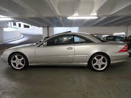 used 2001 mercedes benz cl cl55 amg 5 5 v8 coupe auto for sale in