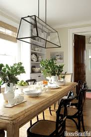 Long Kitchen Tables Gallery Also Best Modern Ideas For Images - Long kitchen tables
