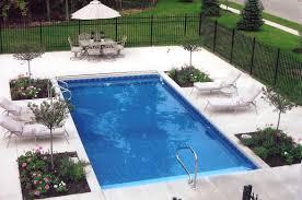 backyard vacation rainbow pools