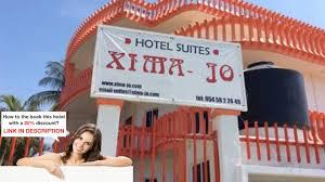 hotel suites xima jo puerto escondido mexico cheap hotel deals
