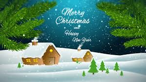 christmas card animated 5 stock footage video 21271753 shutterstock