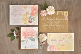 watercolor wedding invitations watercolor wedding invitations unique wedding invitation
