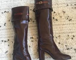 motorcycle booties gucci riding boots etsy