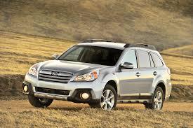 Subaru Top Speed 2014 Subaru Outback Reviews And Rating Motor Trend