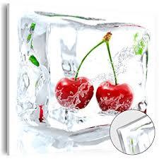glasbilder küche murando acrylglasbild obst 40x40 cm glasbilder wandbilder