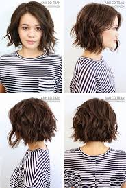 pictures of bob haircuts front and back for curly hair best 25 bob back view ideas on pinterest longer layered bob