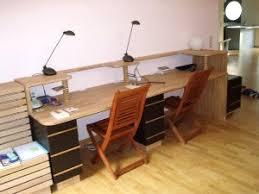 plan de travail pour bureau sur mesure de travail pour bureau sur mesure 7 avec flip design boisflip