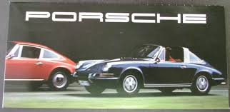 1968 porsche 911 targa for sale porsche dealer sales brochure folder 912 911 t e s coupe targa