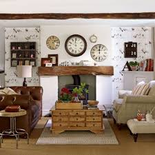 country decorating ideas for living rooms modern country living