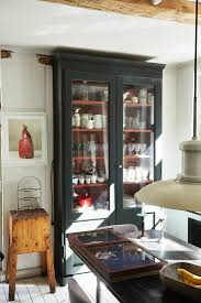 vintage glass front kitchen cabinets crockery in glass fronted cabinet in buy image