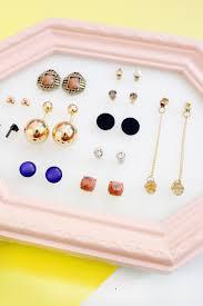 cheap stud earrings simple cheap stud earring holders a joyful riot