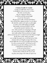 bridal shower gift poems bridal shower gift bridal showers gift and wedding