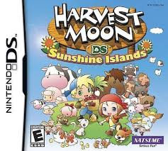 emuparadise harvest moon animal parade harvest moon ds sunshine islands usa rom nds nintendo ds