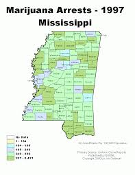 Mississippi State Map Mississippi Top 10 Cash Crops Norml Org Working To Reform