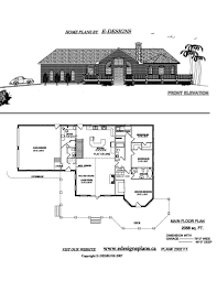 bungalows 2000 sq ft plus by e designs 5
