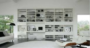 logo 206 wall unit with bookcase system by sangiacomo italy neo