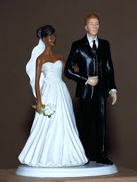 biracial wedding cake toppers mixed wedding cake toppers bitearn site
