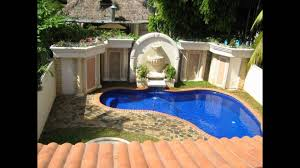Pool Ideas For Small Backyards Inground Swimming Pool Designs For Small Backyards Underground