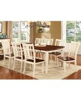 country style dining table amazing deal on furniture of america cherrine country style dining