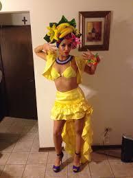 party city commercial halloween 2014 full costume chiquita banana carmen miranda my costume