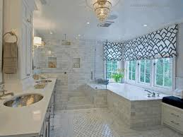 bathroom window dressing having brown finish varnished wooden
