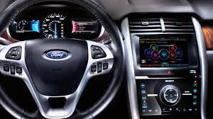 Ford Explorer Interior Dimensions - 2016 ford edge interior 2016 ford edge mpg youtube