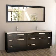 Bathroom Double Sink Cabinets by Modern Bathroom Double Sink Vanities Zuri Furniture
