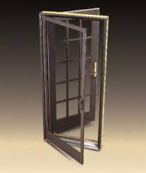 Exterior Glass Door Hinged Patio Doors