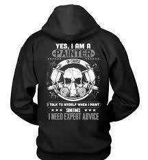 a painter i am a painter t shirt tank top hoodie yeswevibe