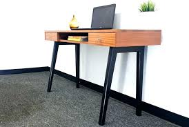 modern desk ideas mid century modern office desk stylish design ideas mid century