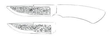 knifes engraving a swiss knife custom engraved knife handle