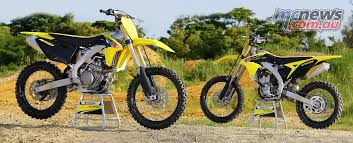 motocross bike finance suzuki finance offer for 2017 rm zs mcnews com au