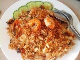 cara membuat nasi goreng untuk satu porsi cara membuat nasi goreng sederhana resep nasi goreng seafood