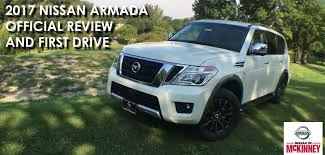 nissan armada 2017 2017 nissan armada platinum official first drive and review youtube