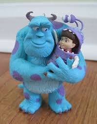 hallmark 2012 disney pixar legends monsters inc ornament