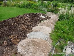 What Is Rock Dust For Gardens How To Build Garden Paths Or Garden Walkways Pathway Design Ideas