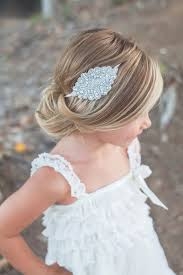 flowergirl hair flower girl hairstyles wedding cocomelody hairstyle all