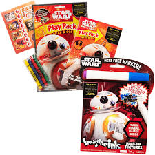 amazon star wars imagine ink book activity pack